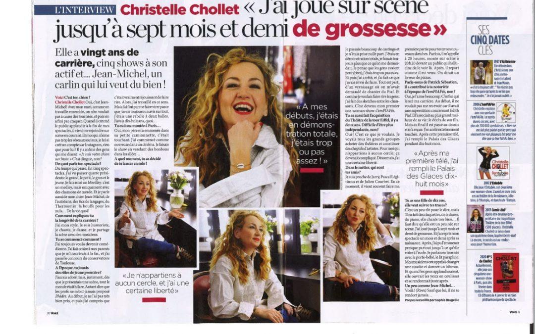 Christelle Chollet – Voici